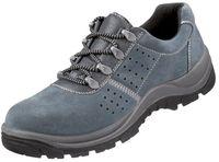 F-S1-BASIC-LINE-Sicherheits-Arbeits-Berufs-Schuhe, Halbschuhe, *EMS*, grau