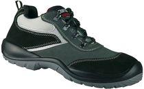 F-S2-CRAFTLAND-Sicherheits-Arbeits-Berufs-Schuhe, Halbschuhe, *ALGIER*, grau/schwarz abgesetzt