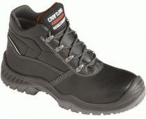 F-S3-CRAFTLAND--Sicherheits-Arbeits-Berufs-Schuhe, Schnürstiefel, hoch, *ALTONA NUOVO ÜK*, schwarz