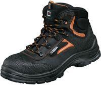 F-elysee, S 3-Sicherheits-Berufs-Schuhe, Arbeits-Schnürstiefel, hoch, LAPLATA, schwarz/orange