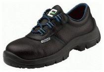 F-S3-ELYSEE-Sicherheits-Arbeits-Berufs-Schuhe, Halbschuhe, *CUXHAVEN*, schwarz/blau abgesetzt