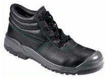 F-S3BASIC-LINE-Sicherheits-Arbeits-Berufs-Schuhe, Schnürstiefel, hoch, *ROSTOCK ÜK*,