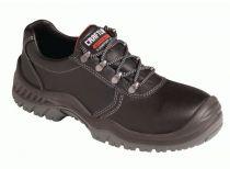 F-S3-CRAFTLAND-Sicherheits-Arbeits-Berufs-Schuhe, Halbschuhe, *BARMBEK NUOVO ÜK*, schwarz