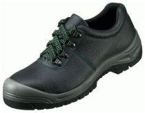 F-S3-BASIC-LINE-Sicherheits-Arbeits-Berufs-Schuhe, Halbschuhe, *WOLGAST ÜK*, schwarz