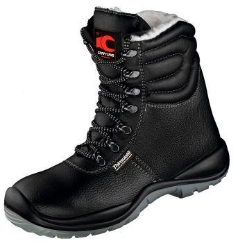 F-S3-CRAFTLAND-Winter-Sicherheits-Schnürstiefel, *WINTERHUDE ÜK*, schwarz