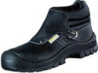 F-WICA, S 3-Schweißer-Sicherheits-Arbeits-Berufs-Stiefel, HERNE, schwarz