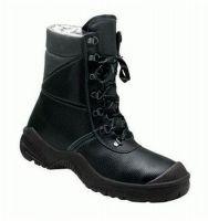 F-ELYSEE, S 3-Winter-Sicherheits-Arbeits-Berufs-Schuhe, Schnürstiefel, AOSTA ÜK, schwarz