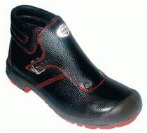 F-S3-LAVORO-Schweisser-Sicherheits-Arbeits-Berufs-Schuhe, *BOTTROP*, schwarz