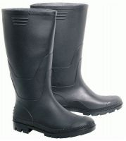 F-EUROMAX-PVC-Arbeits-Berufs-Gummi-Stiefel, MARKANT, schwarz
