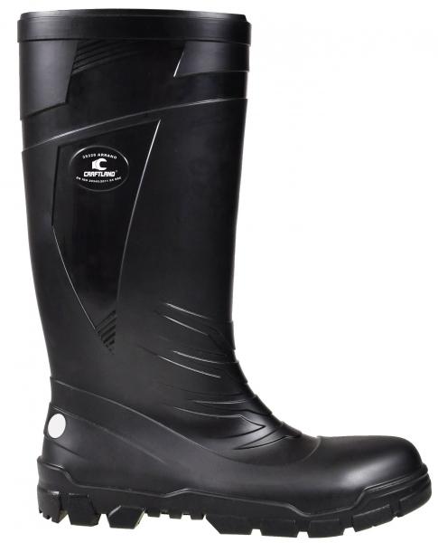 F-S5-CRAFTLAND-PVC/Nitril-Stiefel, *ARRANO*, schwarz