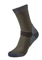 F-ELYSEE-Socken, *TREKKING LIGHT*, khaki/grau