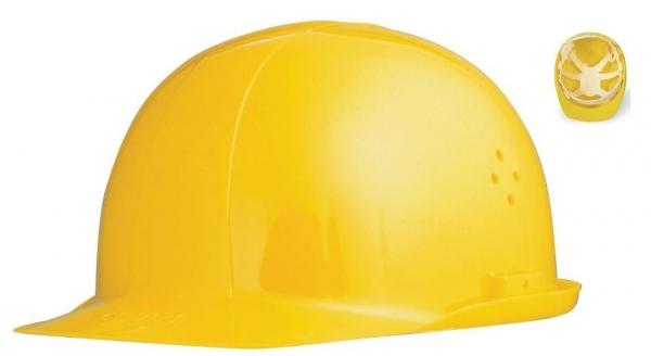 FELDTMANN-PSA-Kopfschutz, Schutzhelm, BASIC, gelb