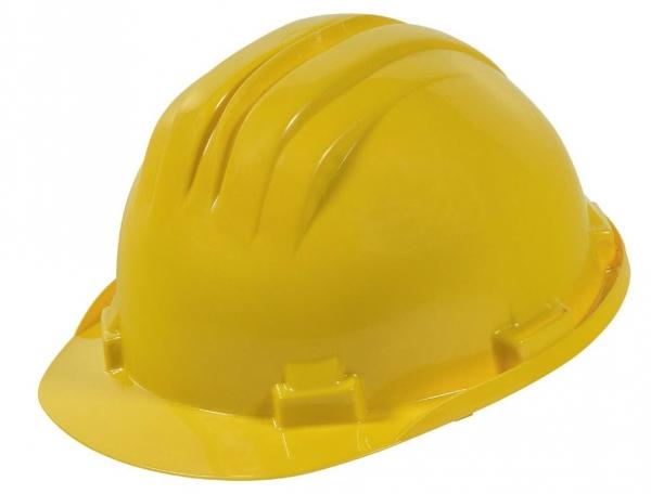 FELDTMANN-PSA-Kopfschutz, Schutzhelm, Helm BOB, gelb
