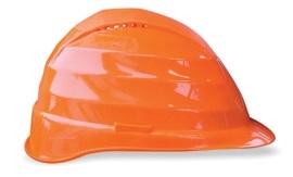 FELDTMANN-PSA-Kopfschutz, Schutzhelm, Helm ROCKMAN C3, orange
