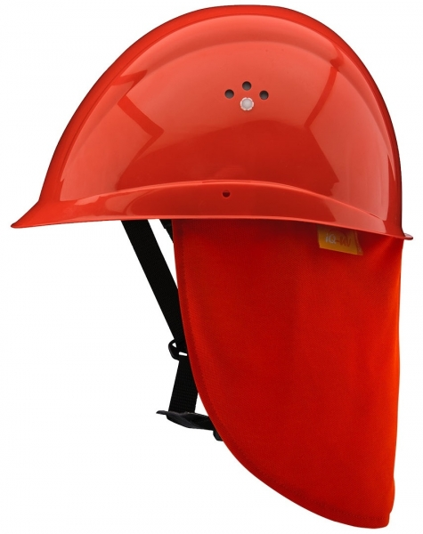 F-Schutzhelm, *INAP-PROFILER PLUS UV*, 6-PUNKT, orange