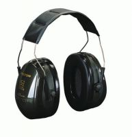 FELDTMANN-TECTOR-PSA-Gehörschutz, Ohrschutz, Kapsel-Gehörschutz, OPTIME II, dunkelgrün