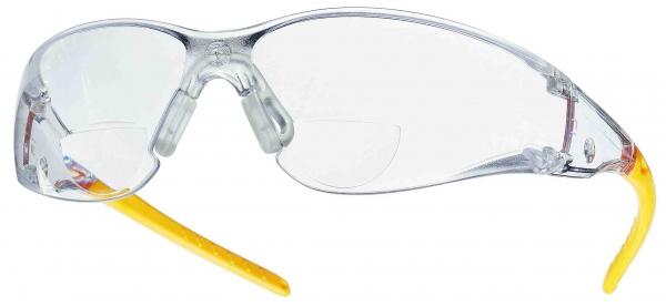 F-Schutzbrille, *LENS*, mit Dioptrienkorrektur, klar