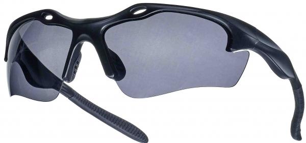 F-TECTOR-Schutzbrille, *GIRO*, polarisierte Gläser, schwarz