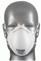 FELDTMANN PSA-TECTOR PSA-Atemschutz, Einweg-Fein-Staub-Filter-Maske, P1