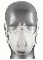 FELDTMANN TECTOR PSA-Atemschutz, Einweg-Fein-Staub-Filter-Maske, P3