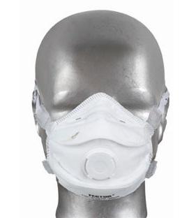 F-GOODJOB-Dolomit-Feinstaubmaske mit Falte, Basic, *P3 D*