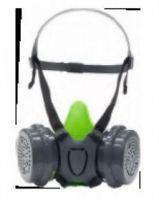 F-PSA-Atem-Schutz, Filter-Masken-Set, *LACKIERER*, Halbmaske, + ABEK1 P3 Filter