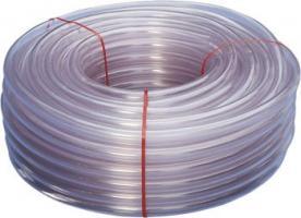 F-FELDTMANN-Schläuche und Zubehör, Schlauch, PVC, transparent, 10/14 mm, Rollenlänge 50 m