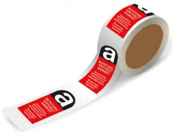 F-FELDTMANN-Warn-Artikel-Produkte, Absperr-Band, fadenverstärkt, 250 m, 100 mm