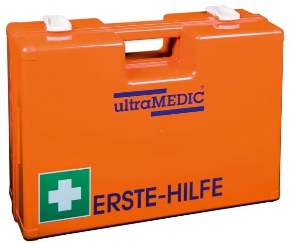 F-PSA-PSA-Erste Hilfe, Gross - Betriebs-Verbandkasten, Basisinhalt nach DIN 13169