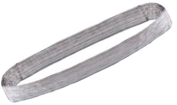 F-FELDTMANN-TECTOR-Einweg Hebeband, DIN 60005,  WLL 1000KG, 0,5 m, grau