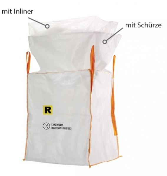 F-FELDTMANN-TECTOR-Bags-Transport-Entsorgung-Container-Säcke, Big-Bags, 90 x 90 x 110 cm