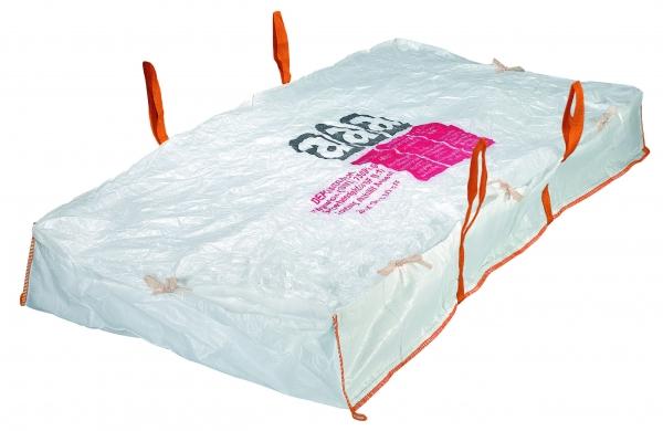 F-Standard-Platten-Bag, 320x125x30cm, BESCHICHTET,