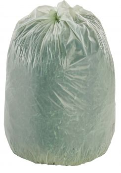 F-Feldtmann-Abfall-Säcke-Müll-Beutel, Entsorgungssäcke, 2500 l, 12040 x 840 x 2500 mm, 20 Stück/Karton, Typ 100
