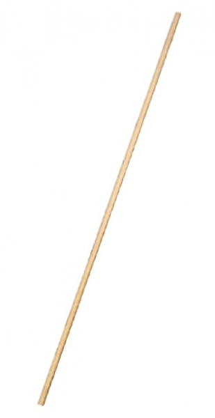 F-Feldtmann-Besen, Besen-Stiel, Holz, 140 cm, 28 mm Durchmesser