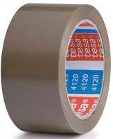 F-Klebe-Dicht-Füll-Stoffe, tesapack® 4120 PVC-Klebeband, braun