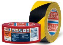 F-FELDTMANN-Warn-Artikel-Produkte, tesa® 4169 Boden-Markierungs- und Warn-Band, gelb/schwarz