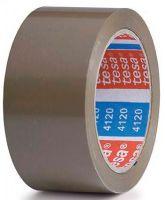 F-Klebe-Dicht-Füll-Stoffe, tesapack® 4120 PVC-Klebeband, transparent