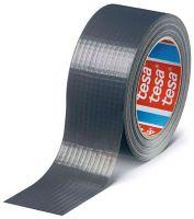 F-Klebe-Dicht-Füll-Stoffe, tesa® duct tape 4610 Gewebeband, schwarz