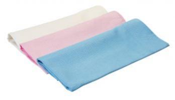 MEIKO-Geschirr-Hand-Tücher, MICROFASER-GESCHIRRTUCH, Pkg. á 3 Stück, rosa