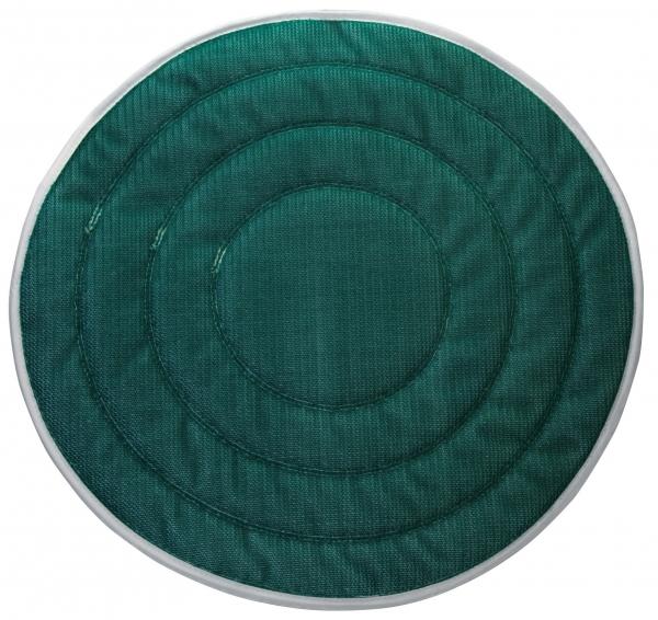 MEIKO-BORSTEN-PAD, 17 - 432 mm, Pkg. á 10 Stück, grün