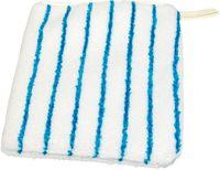 MEIKO-Wisch-Mopps-Pads, Microfaserhandschuh blau/weiß