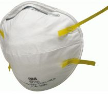 3M-PSA-Atem-Schutz, Filter-Maske, ATEMSCHUTZMASKE, FFP1 NR D, 20 Stk. á Pkg.