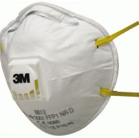 3M-PSA-Atem-Schutz, Filter-Maske, ATEMSCHUTZMASKE, FFP1 NR D, 10 Stk. á Pkg.