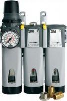 3M-PSA-Atem-Schutz, Filter-Maske, AIRCARE ACU-02, freistehend ohne Kupplungen