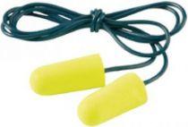 3M-PSA-Gehörschutz, E-A-R SOFT Ohr-Stöpsel, Yellow Neons mit Kordel, Pkg. á 200 Paar