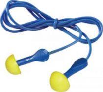 3M-PSA-Gehörschutz, E-A-R Express, Ohr-Stöpsel, mit Kordel Kissenpackung, Pkg. á 100 Paar
