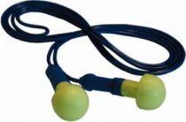 3M-PSA-Gehörschutz, E-A-R Push-In, Ohr-Stöpsel, mit Kordel, Polybeutel, Pkg. á 10 Paar