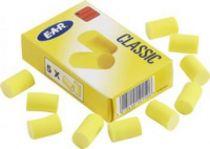 3M-PSA-Gehörschutz, E-A-R Classic, Ohr-Stöpsel, 5-Paar Taschenpackung, Pkg. á 250 Paar
