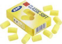 3M-PSA-Gehörschutz, E-A-R Classic Soft Ohr-Stöpsel, 5-Paar Taschenpackung, Pkg. á 200 Paar