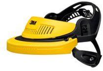 3M-PSA-Kopfschutz, Kopfhalterung, gelb